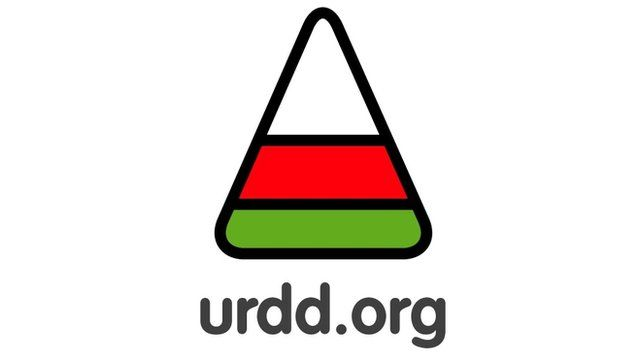 Logo Yr Urdd
