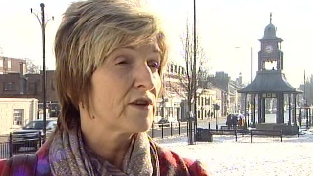 Sharon Knott of Don't Let Dunstable Die