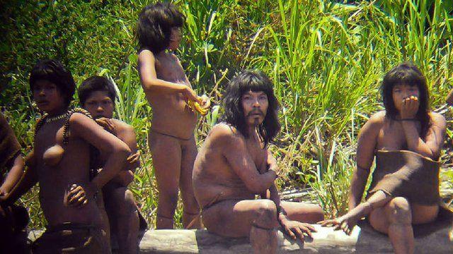 Peruvian tribe