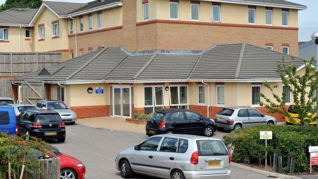 Winterbourne View residential hospital in Bristol