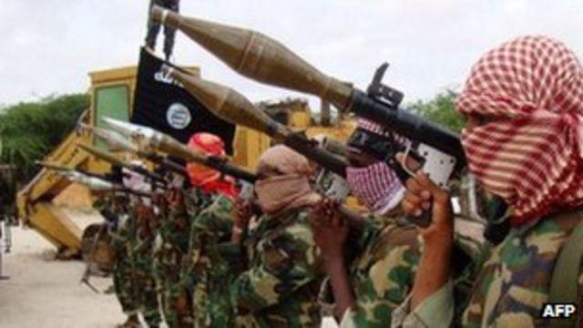 UK aid supplies lost to Somali militants