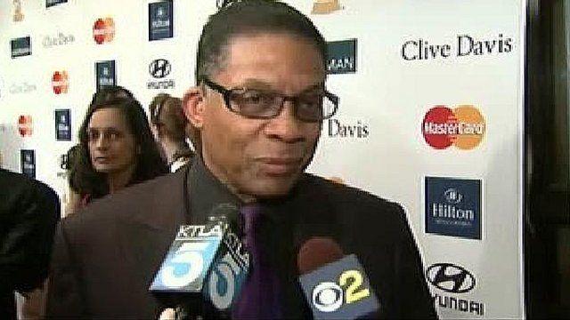 Musician Herbie Hancock