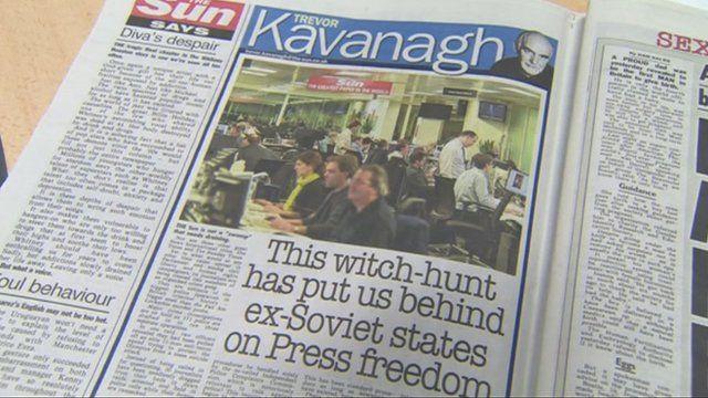 Sun editorial