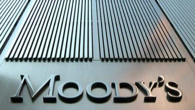 Ratings agency Moody's