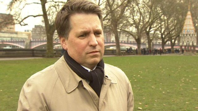 Justin Forsyth, Chief Executive of Save the Children UK