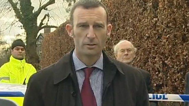 Detective Chief Inspector Simon Crisp/Avon & Somerset Constabulary