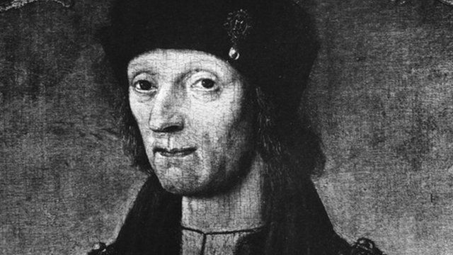 Henry VII - courtesy Getty Images