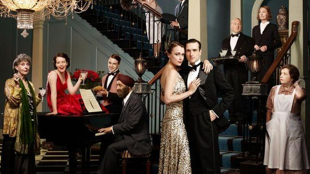 Cast of Upstairs Downstairs