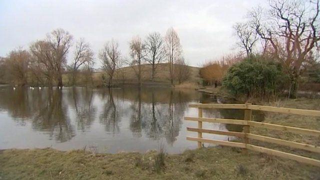 Holywell Lake