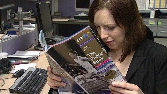 BBC reporter Emma Vardy