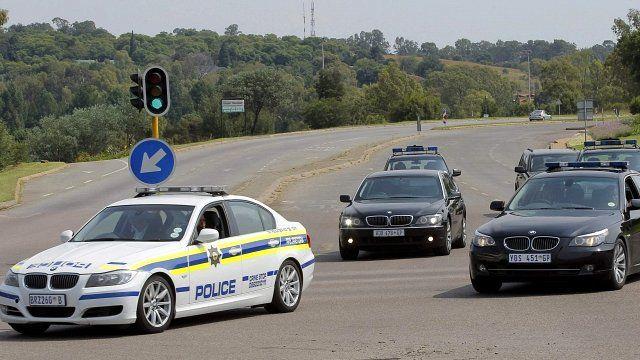 Security convoy