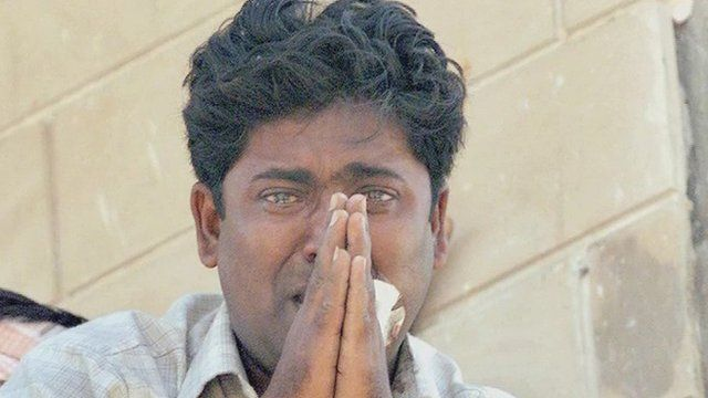 The iconic image of Qutubuddin Ansari in the Gujarat riots