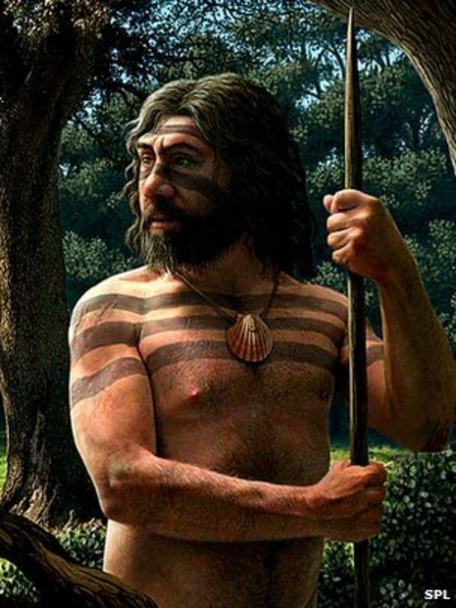 Neanderthals' large eyes 'caused their demise'