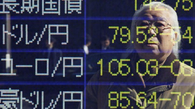 Naomi Fink of Jeffries discusses the Japanese Yen on Asia Business Report