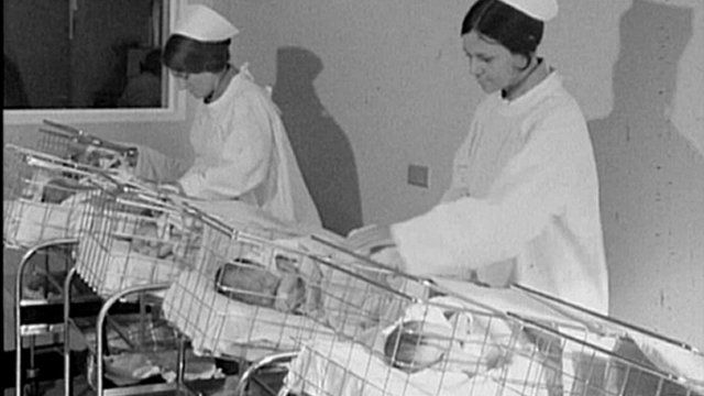 Australian maternity hospital