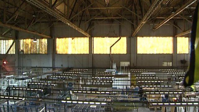 Anglian Home Improvements factory