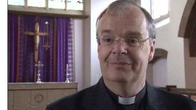 Richard Atkinson will be consecrated as the Bishop of Bedford on 17 May