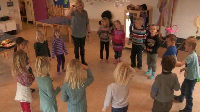Danish daycare centre