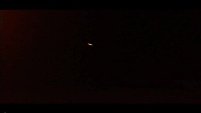 Jay Packingham: 'I saw a huge fireball flying over Ashton in Makerfield.'