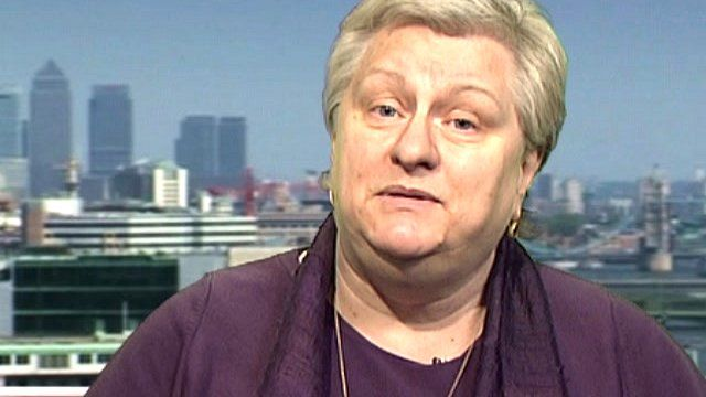 Alison Garnham, from the Child Poverty Action group