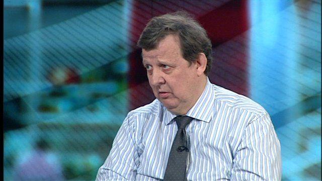 Phil Davies, National Secretary of the GMB