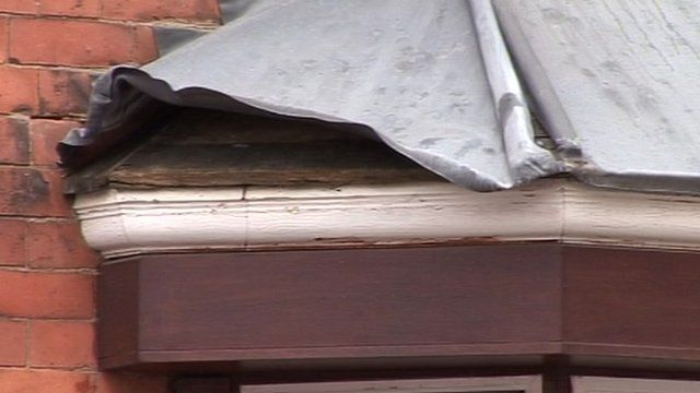 Theft from homes accounts for half of metal theft in Nottinghamshire.