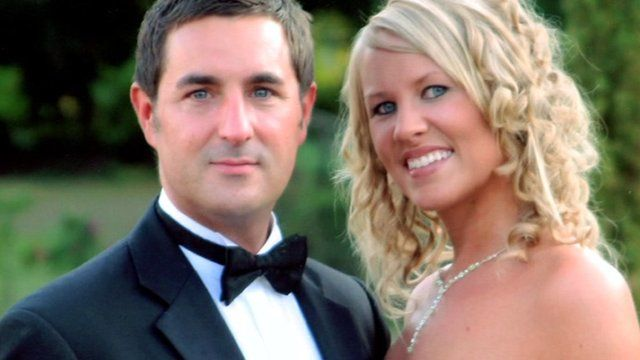 Paul Adams and Kathryn Dunn were due to get married