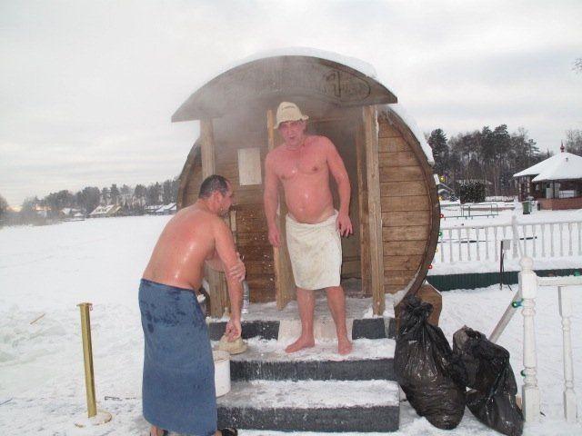 Peter Kizenko in Russia