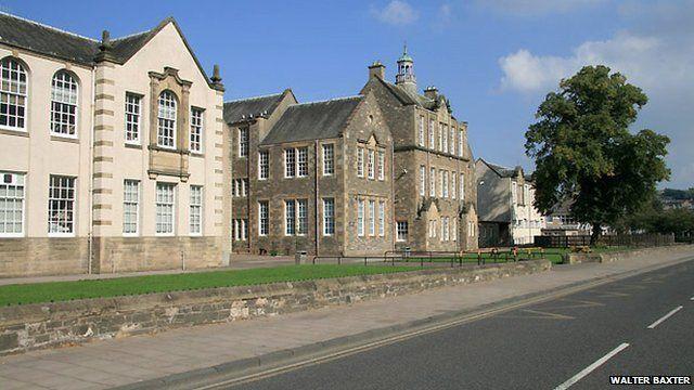Hawick High School