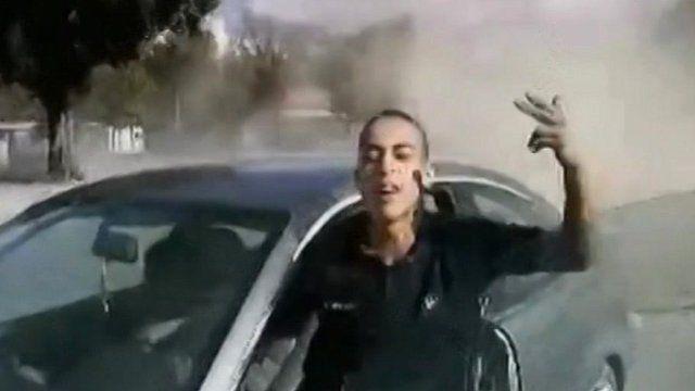 Mohammed Merah filmed joyriding in 2010