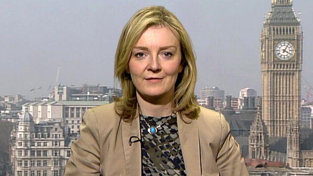 South West Norfolk MP Elizabeth Truss