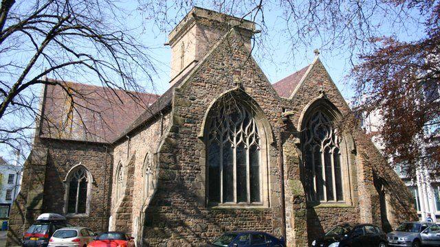 St Helier Town Church