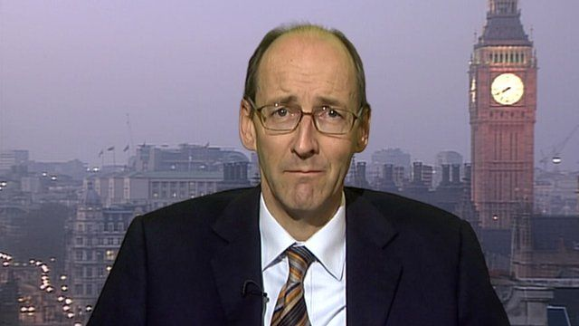 Andrew Tyrie MP, Chairman, Treasury Select Committee