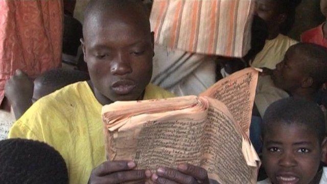 School pupil in Sokoto