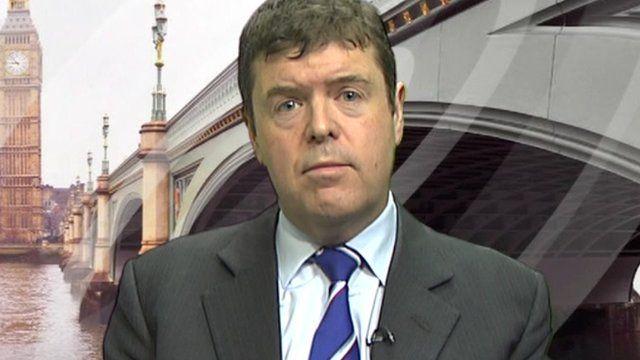 Health minister Paul Burstow