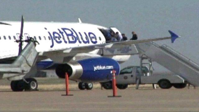 JetBlue flight 191