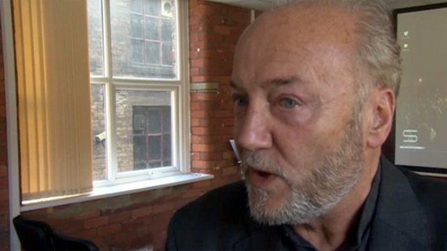 Respect politician George Galloway
