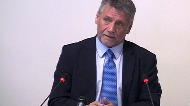 Former News of the World deputy editor Neil Wallis