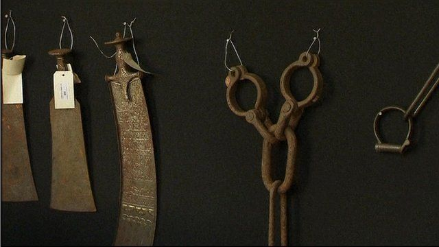 Torture items