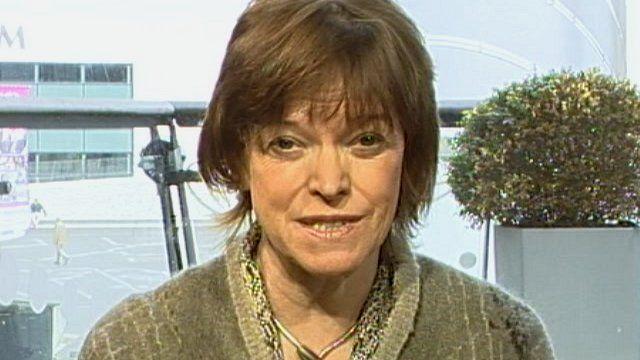 Ofqual chief regulator Glenys Stacey