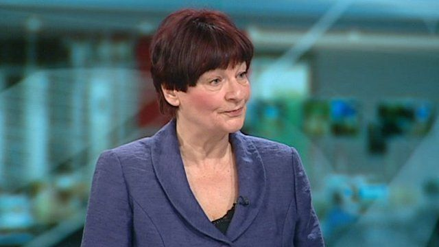 Christine Blower from the National Union of Teachers