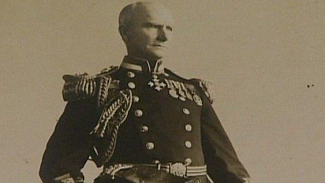 Sir Arthur Rostron