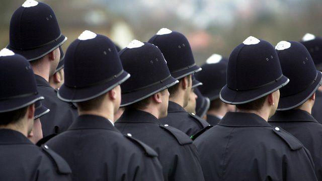 Met police recruits