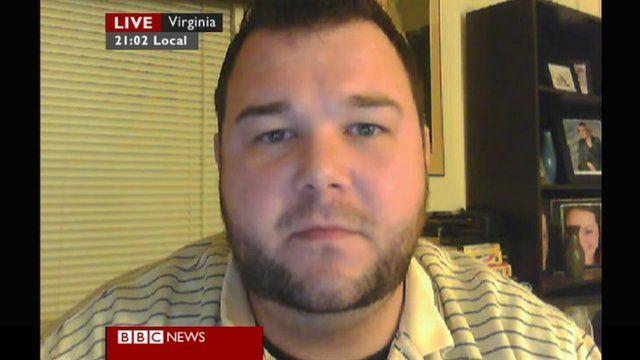 Robbie Miller on BBC World