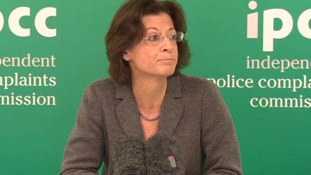 IPCC deputy chair Deborah Glass