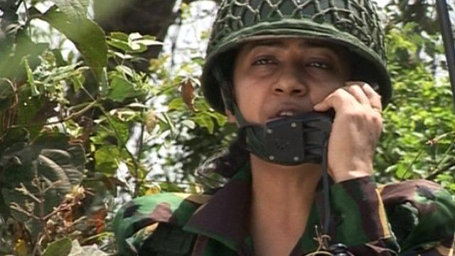 Major Nashra Afroze