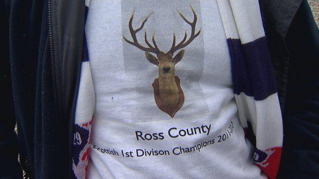 Geansaidh Ross County