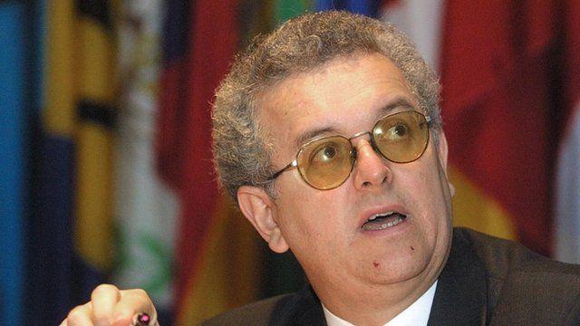 Jose Antonio Ocampo