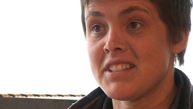 Sarah Outen will attempt to become the first woman to row the North Pacific single-handed