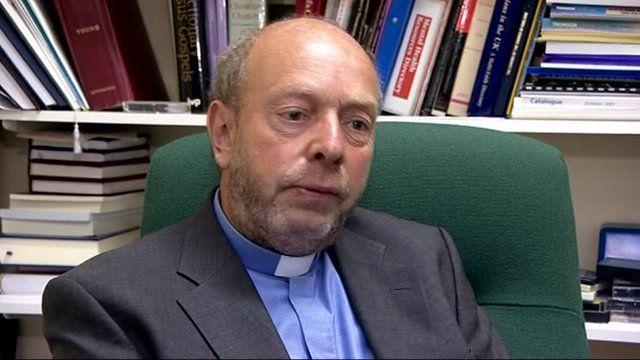 Reverend Paul Kirby